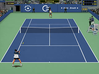 Tennis Game - Tennis Elbow 2006