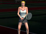 Manager Game - Tennis Training