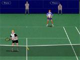 Court de Tennis - Synthétique