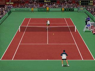 Indoor hard - Tennis game - Tennis Elbow