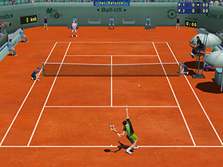 Tennis game - Free demo download