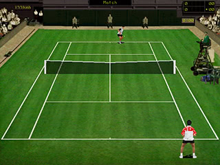 Tennis Game - Tennis Elbow 2004