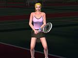 Jeu de Tennis - Entraînement Tennis